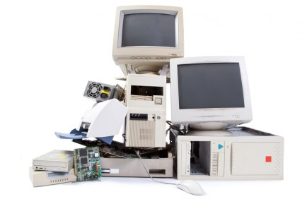 E-waste-equipment